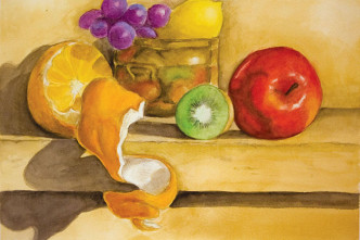Watercolour Thumb